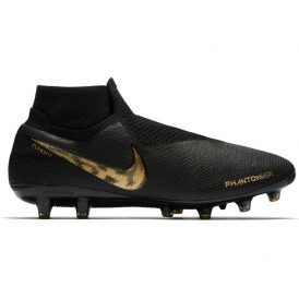 c953c4b56d1 Nike PHANTOM VSN ELITE AG-PRO Voetbalschoenen Zwart Goud